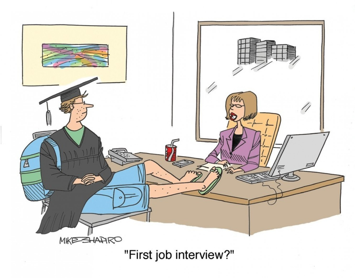 interview for first job